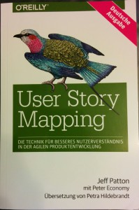 "Buch ""User Story Mapping"" von Jeff Patton"