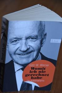 """Buch """"Womit ich nie gerechnet habe"""""""
