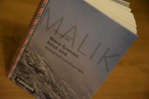 Buch: Wenn Grenzen keine Sind - Malik